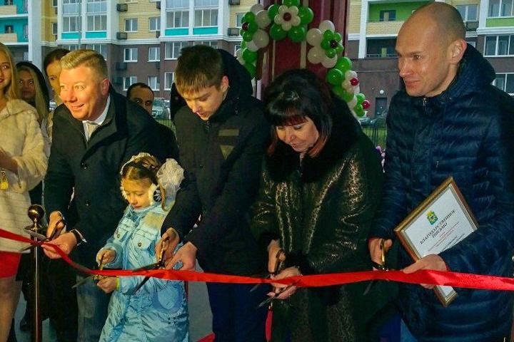 В санитарно-защитной зоне локальных очистных сооружений открылась Видновская школа № 11. Фоторепортаж фото 4