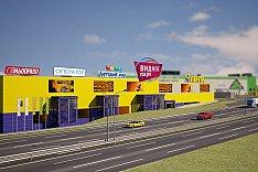 Торговый центр «Видное парк» и гипермаркет «Лента» откроются до нового года