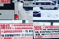 Видное превращается в город маршруток с вымирающим общественным транспортом