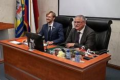 Состоялось самое короткое и дружелюбное заседание Совета депутатов г.п. Видное. Видеозапись
