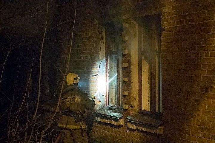 2018 год начался с пожаров в историческом Видном и в Совхозе имени Ленина