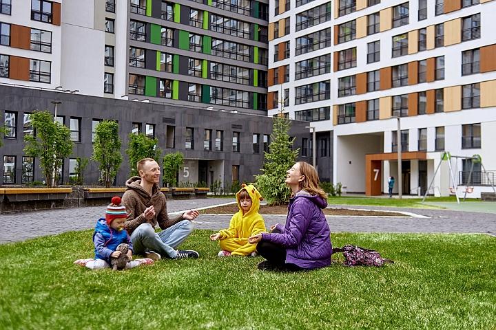 Жители Видного смогут обменять старую квартиру на новую с кухней-гостиной