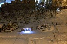Снегопад разрушил часть строений локальных очистных сооружений в микрорайоне Купелинка