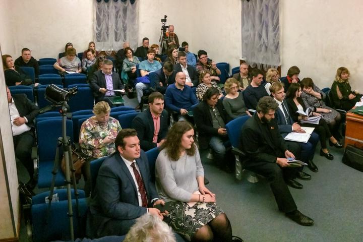 Состоялось очередное заседание Совета депутатов г.п. Видное. Видеозапись фото 2