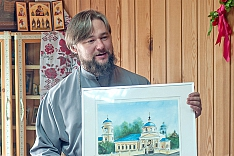 У церквей Видновского округа новый благочинный - священник Дмитрий Березин