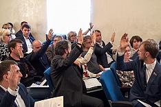 Совет депутатов отклонил бюджет с признаками коррупции. Видеозапись очередного заседания
