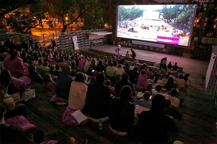 Летом в Видном пройдут кинопоказы под открытым небом