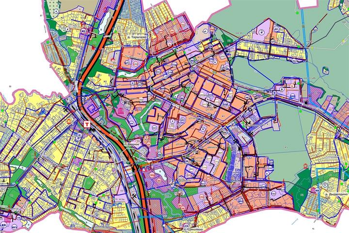 Готов предварительный проект нового генерального плана городского поселения Видное