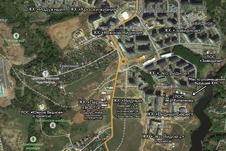 Замглавы администрации района предложил снести ЛОС в Купелинке и на их месте построить храм фото 2