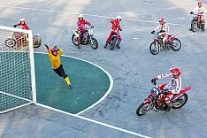 С 17 по 22 июля в Видном пройдут матчи Кубка России по мотоболу 2018. Расписание игр