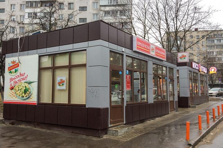 Многочисленные торговые палатки в Видном размещены на основе коррупционных документов