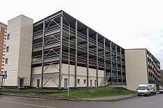 6-тиэтажный паркинг в ЖК «Эко Видное» получил разрешение на ввод в эксплуатацию