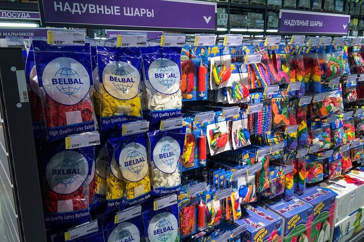 В деревне Апаринки на Каширском шоссе открылся гипермаркет МЕТРО Кэш энд Керри. Фоторепортаж фото 20