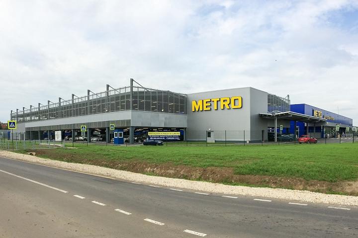 В деревне Апаринки на Каширском шоссе открылся гипермаркет МЕТРО Кэш энд Керри. Фоторепортаж фото 56