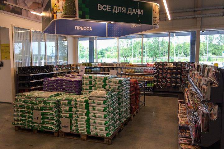 В деревне Апаринки на Каширском шоссе открылся гипермаркет МЕТРО Кэш энд Керри. Фоторепортаж фото 34
