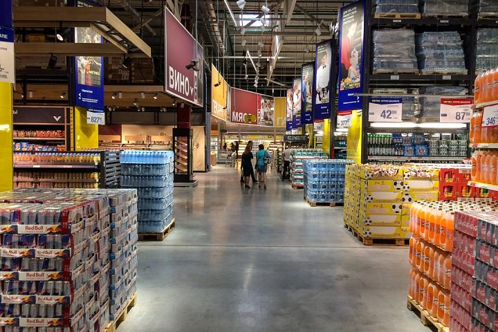 В деревне Апаринки на Каширском шоссе открылся гипермаркет МЕТРО Кэш энд Керри. Фоторепортаж фото 25