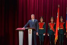 Валерий Венцаль принял присягу главы Ленинского муниципального района
