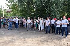 В Видном прошел митинг против повышения пенсионного возраста. Видео