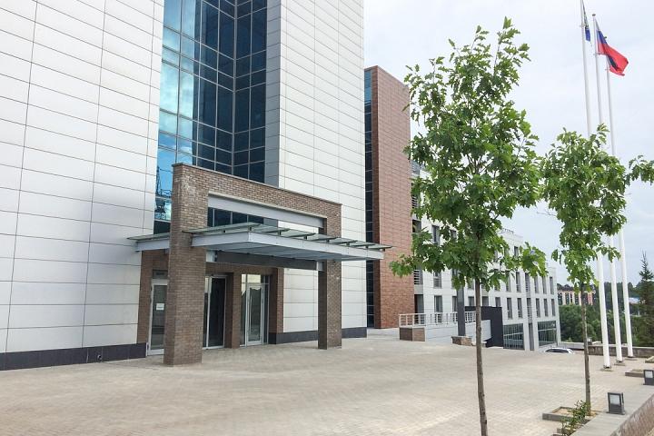 Скоро на ПЛК откроется многофункциональный центр «Астро Плаза». Фоторепортаж