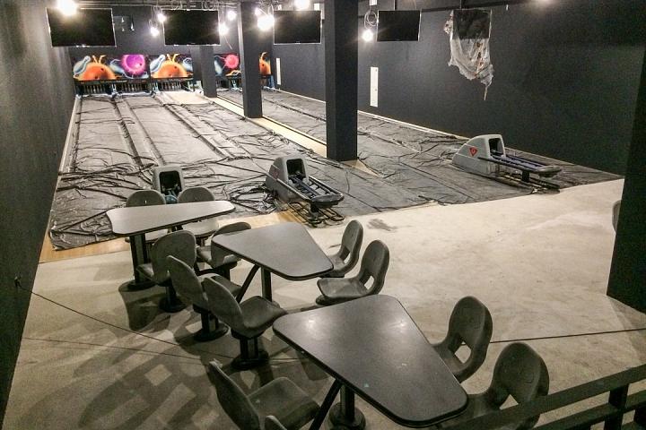 Скоро на ПЛК откроется многофункциональный центр «Астро Плаза». Фоторепортаж фото 6