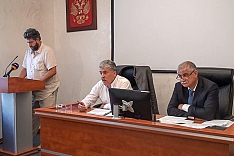 Состоялось 18-е заседание Совета депутатов г.п. Видное. Видеозапись