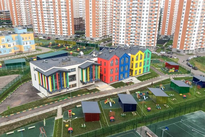 В Ленинском районе открыли три новых детских сада на 840 мест фото 2
