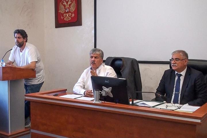 Видновские депутаты расширили льготу по земельному налогу для пенсионеров и многодетных семей. Видеозапись заседания