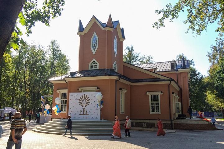 В Видном открылась отреставрированная усадьба «Тимохово-Салазкино». Фоторепортаж