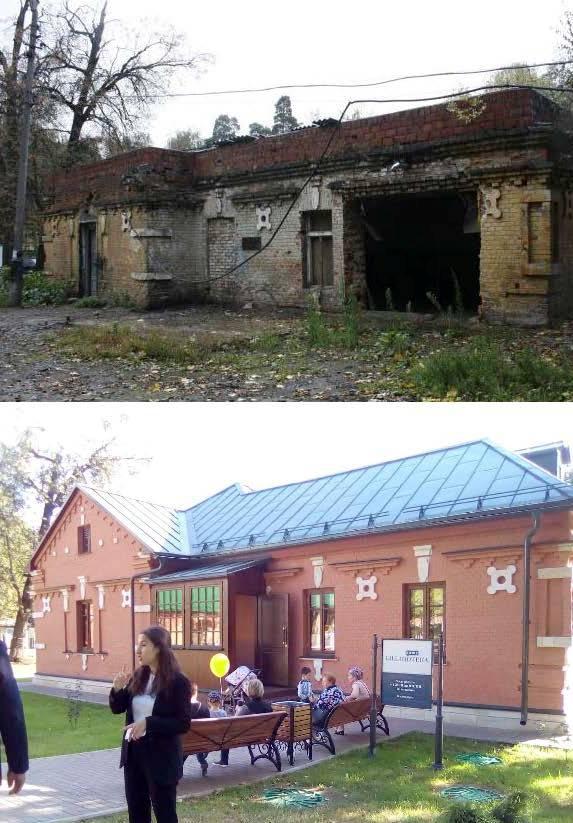 В Видном открылась отреставрированная усадьба «Тимохово-Салазкино». Фоторепортаж фото 12