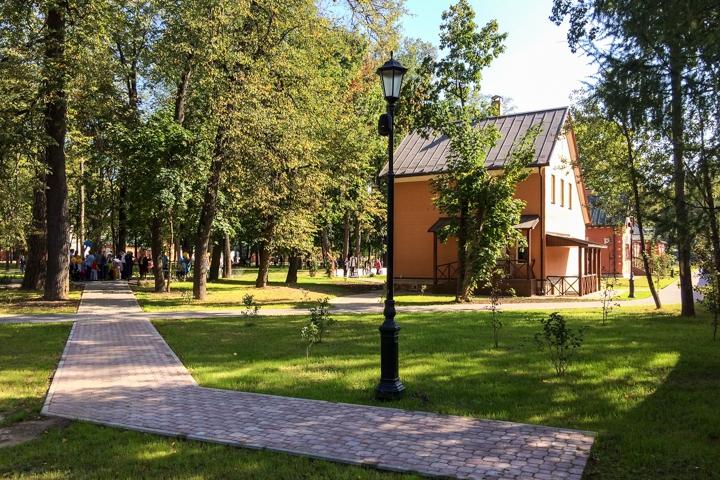 В Видном открылась отреставрированная усадьба «Тимохово-Салазкино». Фоторепортаж фото 4