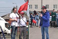 29 и 30 сентября в Развилке и в Горках Ленинских пройдут митинги по теме лишения полномочий депутатов и против пенсионной реформы
