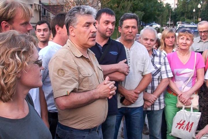 4 октября состоится отчет председателя Совета депутатов г.п. Видное Павла Грудинина