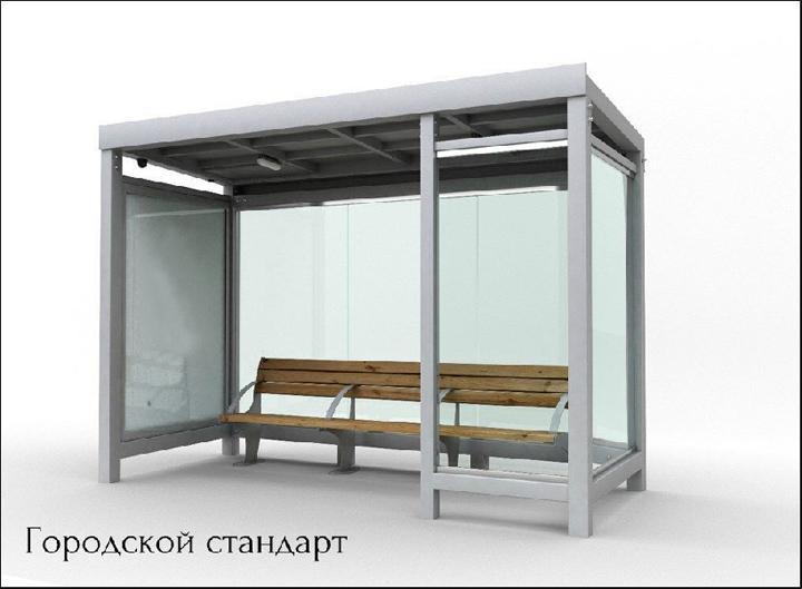 До конца осени в Видном заменят 65 остановок общественного транспорта. Карта фото 3