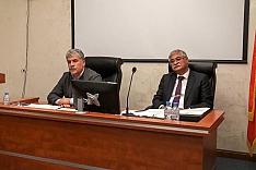 Шамаилов предложил не возвращать полномочия администрации г.п. Видное. Видеозапись заседания Совета депутатов