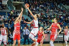 Видновчанки из «Спарты энд К» открыли новый баскетбольный сезон с победой