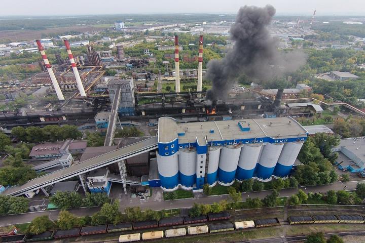 Более тысячи подписей жителей против выбросов коксогазового завода переданы в приемную Президента России