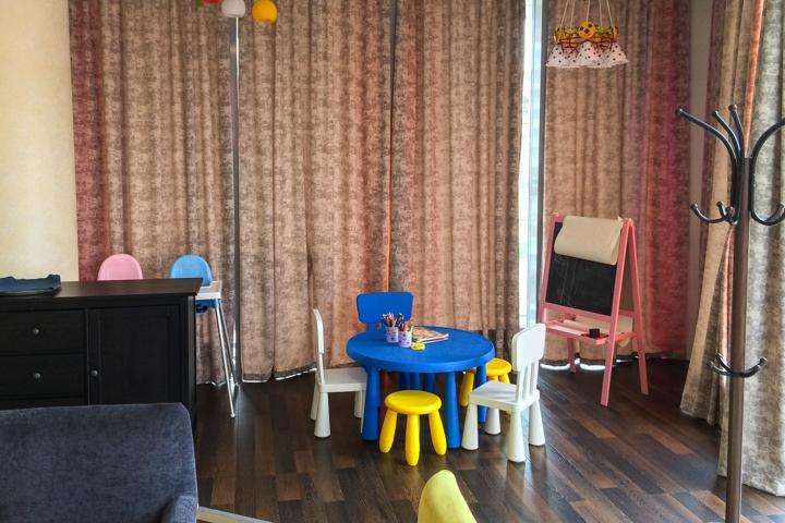 В Видном на Радужной улице открылось новое кафе c панорамным остеклением. Фоторепортаж фото 8