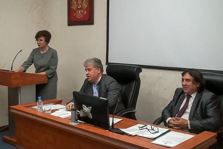 Депутаты вернули только часть полномочий администрации г.п. Видное. Видеозапись