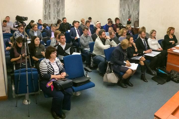 Депутаты вернули только часть полномочий администрации г.п. Видное. Видеозапись фото 2