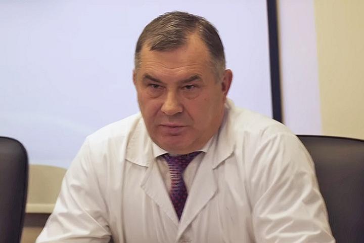 Виктор Барсук. Кадр из видео Навальный LIVE