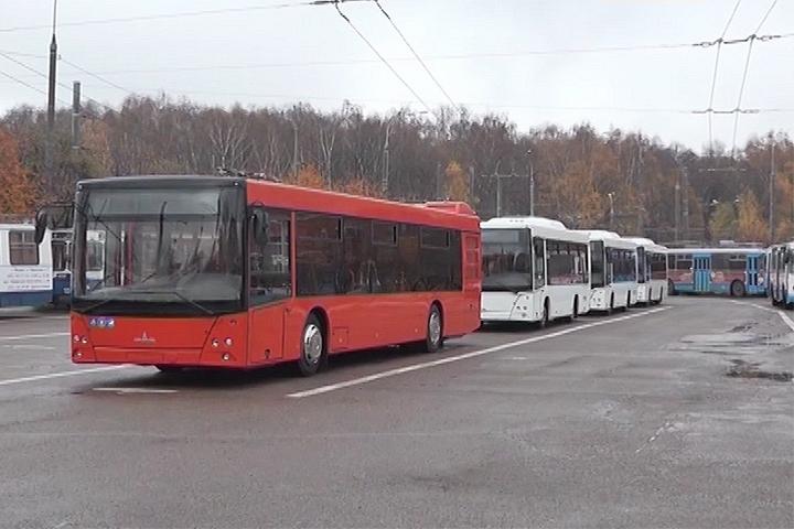 Видновский троллейбус ликвидируют? Руководство троллейбусного парка закупает автобусы