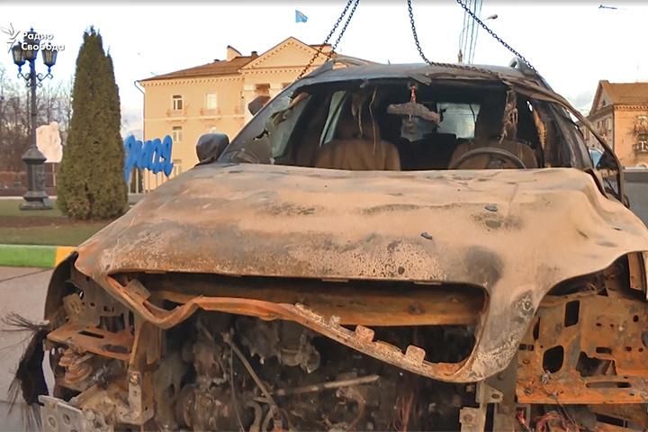 Видеосюжет издания «Радио Свобода», после съемок которого Михаила Серяпова осудили на 7 суток ареста