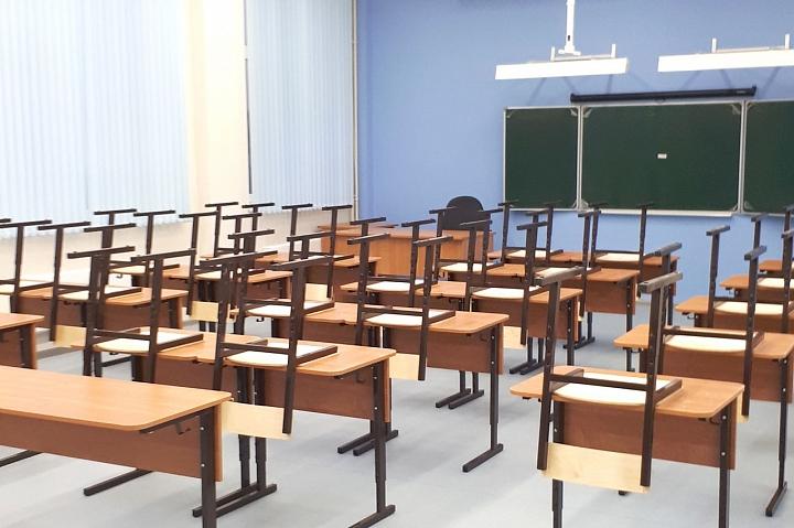 Завершено строительство Видновской школы №12 на 1100 мест фото 6