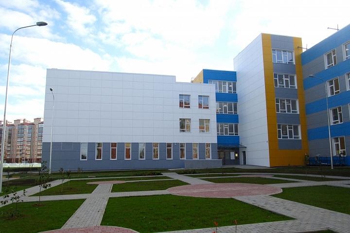 Завершено строительство Видновской школы №12 на 1100 мест фото 4