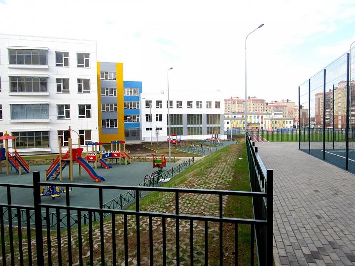 Завершено строительство Видновской школы №12 на 1100 мест фото 2