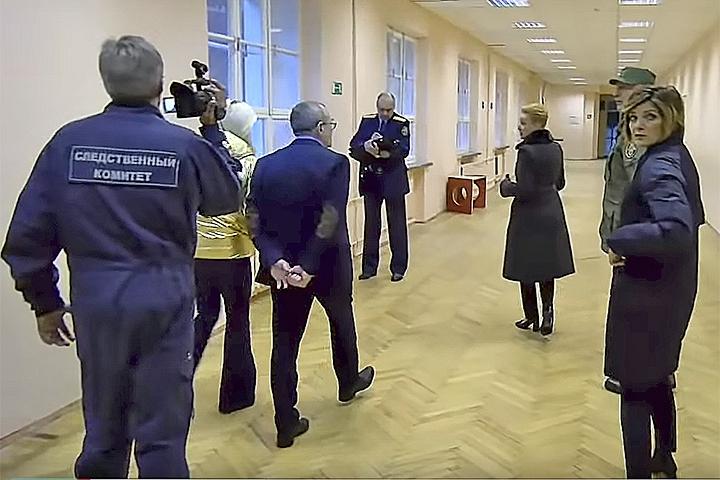 Кадр из видео YouTube-канала «Рупор Москвы»
