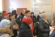 Несмотря на протест жителей, большинство депутатов райсовета дали добро на строительство в Ленинском районе нового города на четверть миллиона жителей