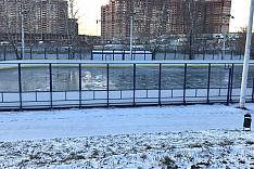 16 декабря на стадионе «Металлург» торжественно откроют сезон катания на коньках