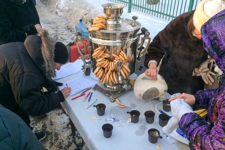 В Молоково состоялся крупный митинг против генплана по застройке на 250 тысяч жителей фото 3