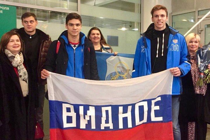 На Чемпионате мира по плаванию на короткой воде  половину медалей России принесли воспитанники видновского центра «Дельфин»
